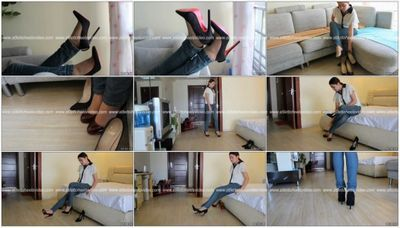 Stiletto Heels Video password